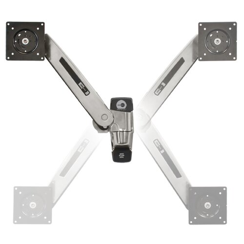 "OmniMount Action Mount Series Interactive Extending Arm Wall Mount for 19"" - 37"" Screens"