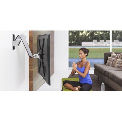 "OmniMount Interactive Extending Arm/ Tilt Wall Mount for 30"" - 60"" Screens"
