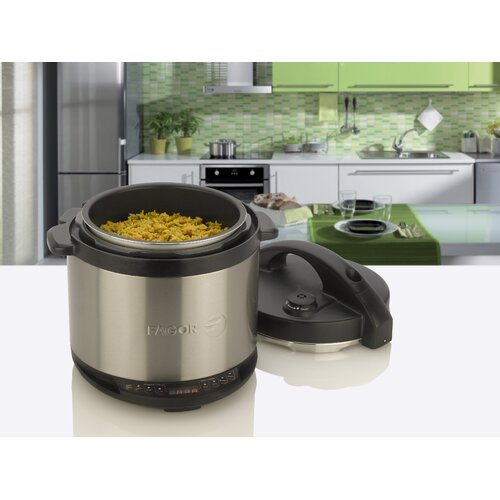 Fagor 4-Quart Slow Cooker Express