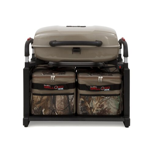 CharBroil Grill2Go ICE Realtree Edition Portable Gas Grill