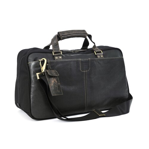 "Boconi Hendrix 19"" Leather Travel Duffel"