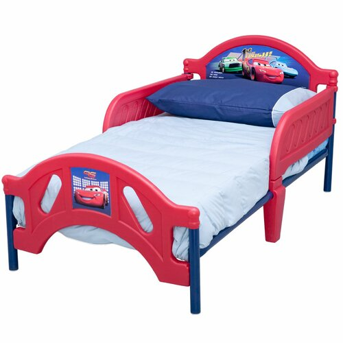 Delta Children Disney Pixar Cars Toddler Bed I Amp Reviews