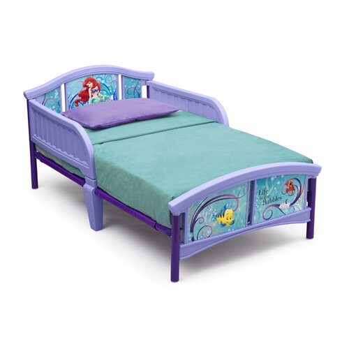 Little Mermaid Toddler Bed