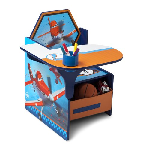 Planes Kid Desk Chair