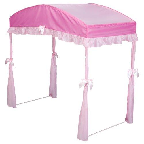 Delta Children Childrens Girls Canopy For Toddler Bed