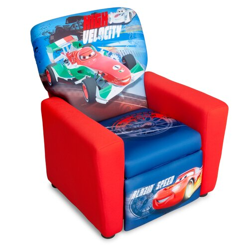Disney Pixar's Cars Kids Recliner