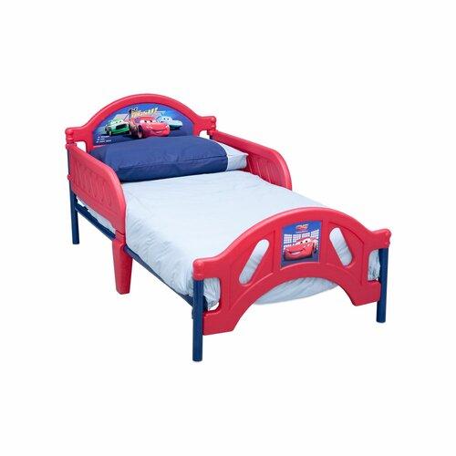 Delta Children Disney Pixar Cars Toddler Bed
