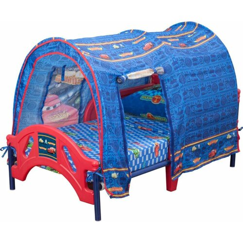 Disney Pixar Cars Tent Toddler Bed