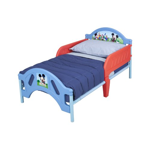 Mickey Toddler Bed