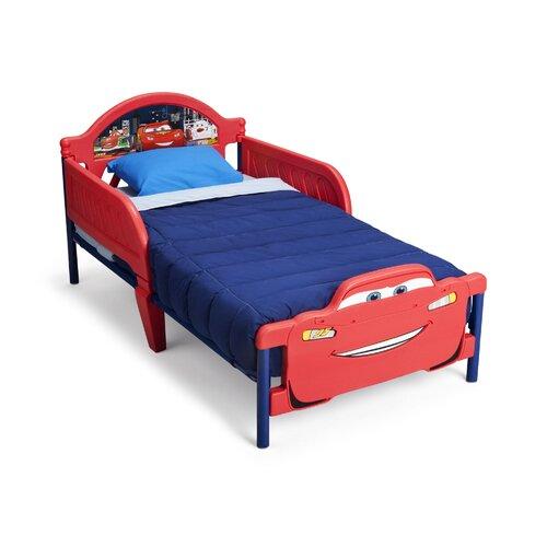 Disney Cars Convertible Toddler Bed