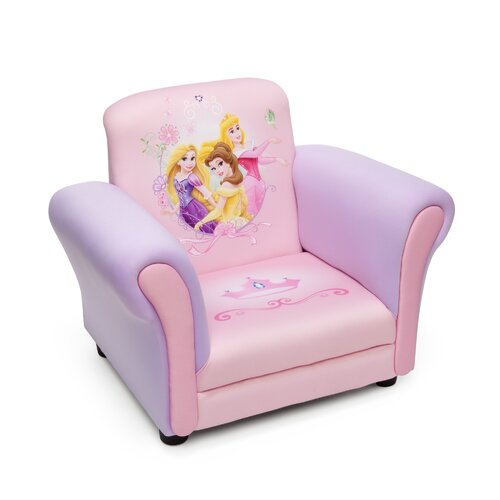Disney Princess Kids Club Chair