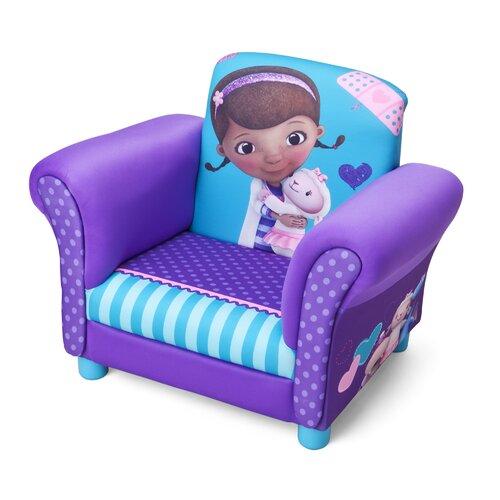 Disney Doc McStuffins Kids Club Chair