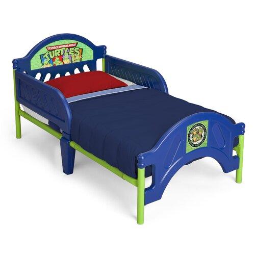 Ninja Turtles Toddler Bed