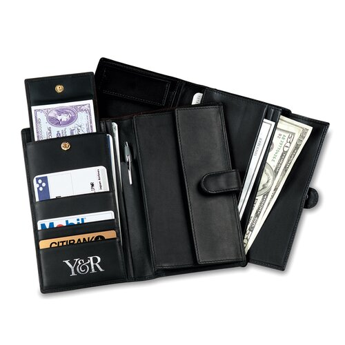 Andrew Philips Multi Currency Passport Case