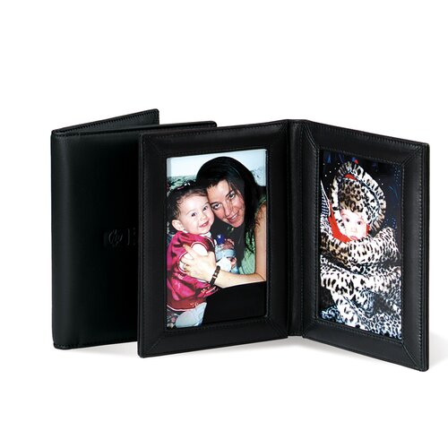 Andrew Philips Double Picture Frame
