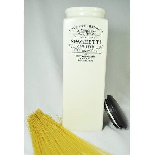 Henry Watson Charlotte Watson 12 Oz Spaghetti Jar