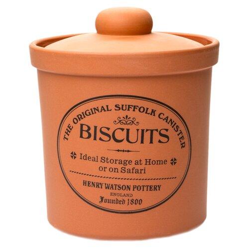 Original Suffolk 80 Oz Biscuit Canister