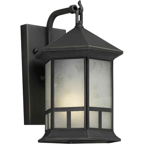 Forte Lighting Outdoor Wall Lantern