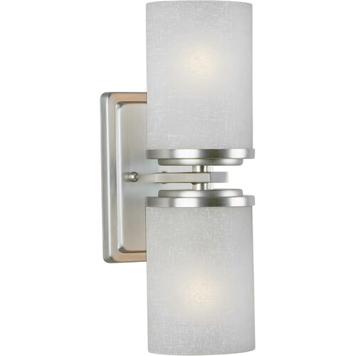 Forte Lighting 2 Light Wall Sconce