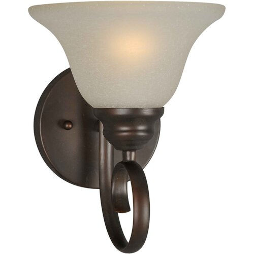 Forte Lighting 1 Light Wall Sconce