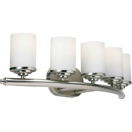 Forte Lighting 5 Light Vanity Light