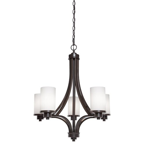 Artcraft Lighting Parkdale 5 Light Chandelier