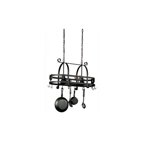 Pot Racks 2 Light Pendant