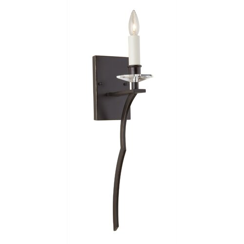 Artcraft Lighting Balmoral 1 Light Bracket Wall Sconce