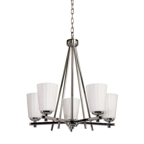 Raleigh 5 Light Chandelier
