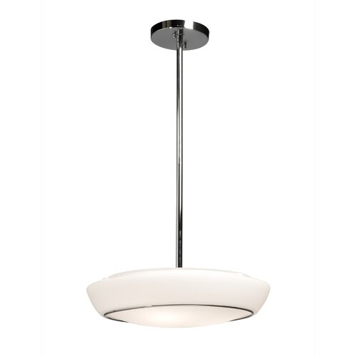 Artcraft Lighting 3 Light Rod Inverted Pendant