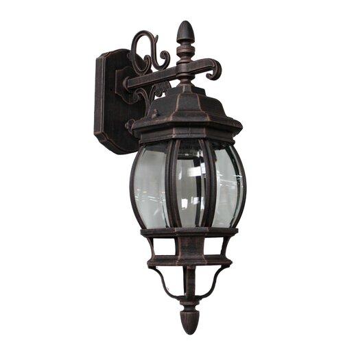 Artcraft Lighting Classico 1 Light Down Light Outdoor Wall Lantern