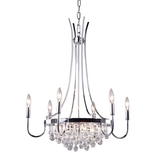 Langley 4 Light Chandelier
