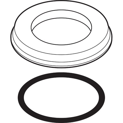 Delta Innovations Spout Base with Gasket