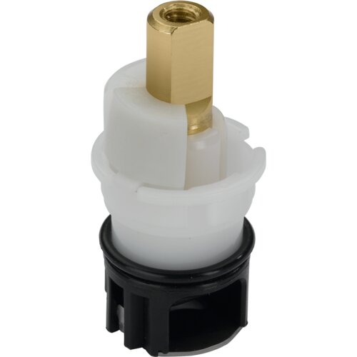 Delta Replacement Stem Unit Assembly with 0.25 Turn Stop