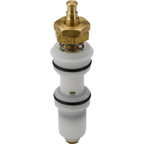 Delta Valve for Slow-Close Faucets