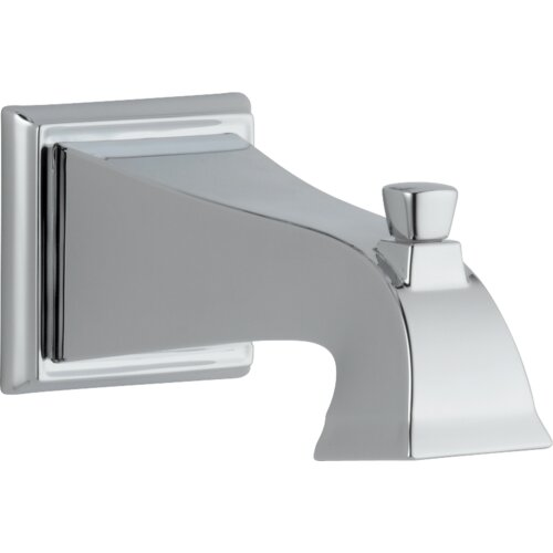 Delta Wall Mount Replacement Diverter Tub Spout Trim