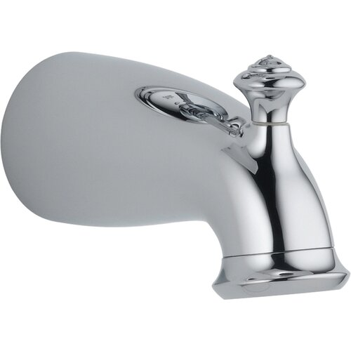 Delta Leland Wall Mount Pull-up Diverter Tub Spout Trim