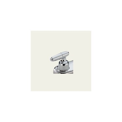 Classic Handle Accents Bathroom Faucet with Finials