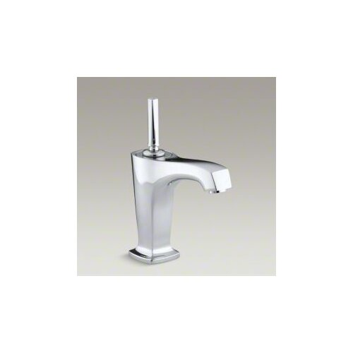 Margaux Single-Hole Bathroom Faucet with Lever Handle and 5-3/8