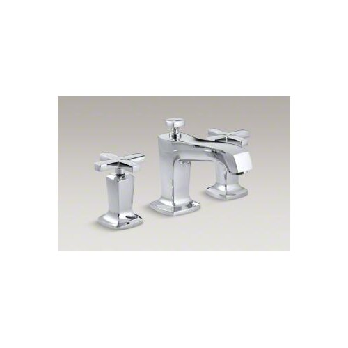 Kohler Margaux Widespread Lavatory Faucet with Cross Handles