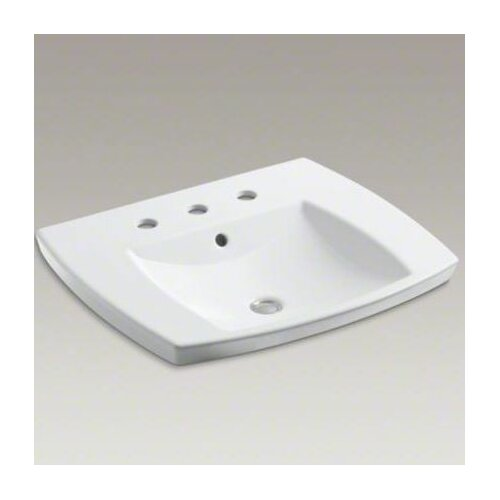 "Kohler Kelston Self-Rimming Lavatory with 8"" Centers"