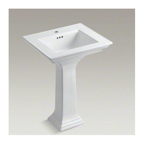 Kohler Memoirs Stately 24 Quot Pedestal Bathroom Sink With 8