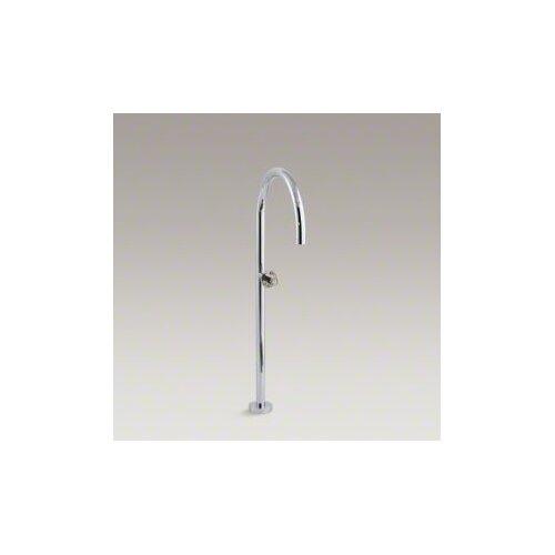 "Kohler 35"" Floor-Mount Bath Filler (Non-Laminar)"