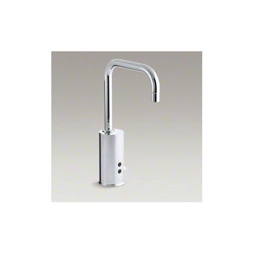Gooseneck Touchless Deck-Mount Faucet