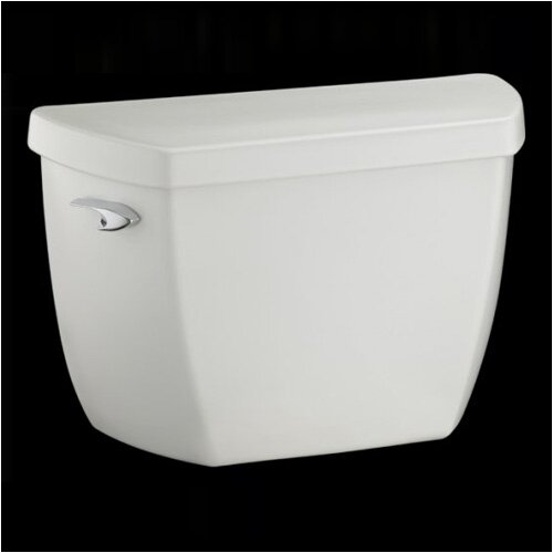 Kohler Highline Classic Pressure Lite Toilet Tank with Tank Cover Locks