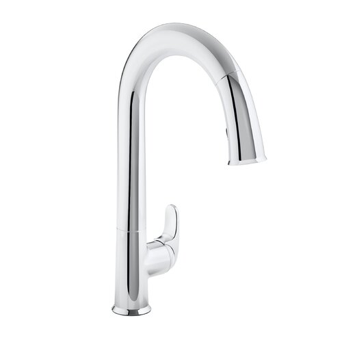kohler sensate touchless pull down kitchen faucet reviews wayfair