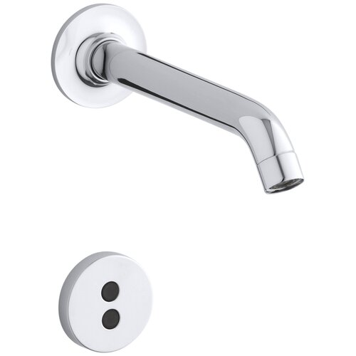 "Kohler Purist Wall-Mount Faucet Trim with 6-1/4"" Spout"