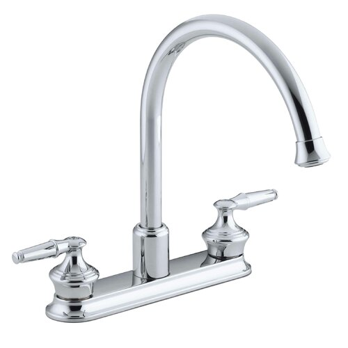 Coralais Decorator Kitchen Faucet with 9