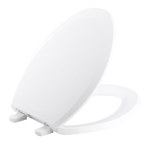 Lustra Elongated Toilet Seat with Q2 Advantage