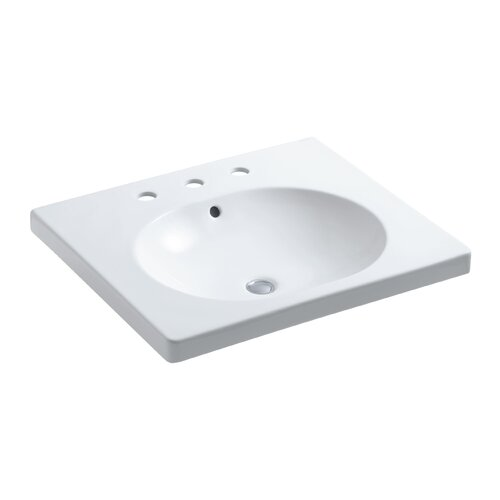 "Kohler Persuade Circ Integrated Lavatory with 8"" Center"